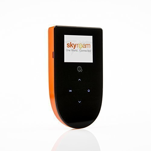 Skyroam Mobile Hotspot: Global WiFi // Unlimited Data // Connect 5 Devices //...