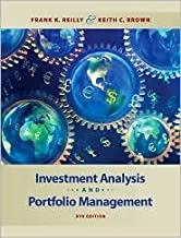 Investment Analysis and Portfolio Management, 9th Edition