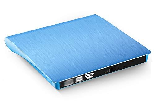 YYZLG Unidad externa Dvd, externa móvil 3.0 USB Grabar unidad Blu-ray Unidad Universal Disco Dvd Blu-ray Grabador