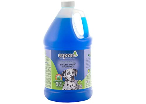 Espree Bright White Dog Shampoo, 1 gallon