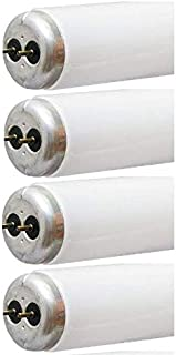 F40/CX35 (4 Pack) 40 Watt T12 Fluorescent Tube Light Bulb 40W 3500K Replaces GE F40T12 F40WX F40N/ECO F40/D35/ECO F40T12/735/ECO F40SP35/ECO F40SPX35/ECO F40T12/NX/ALTO F40T12/SPEC35 F40SP35 F40CX35