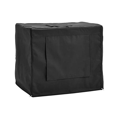 AmazonBasics Dog Metal Crate Cover - 24-Inch Covers Custom Kennel Stores