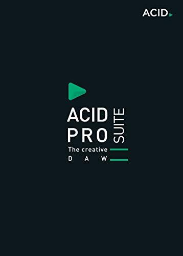 ACID Pro 10 Suite [PC Download]