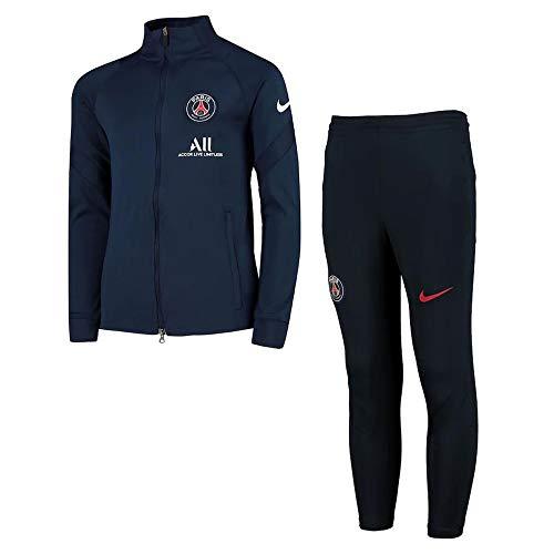NIKE Paris Saint-germain Temporada 2020/21 - Psg Y Nk Dry Strke Trk Suit Kcd5354-411 Chándal Niños