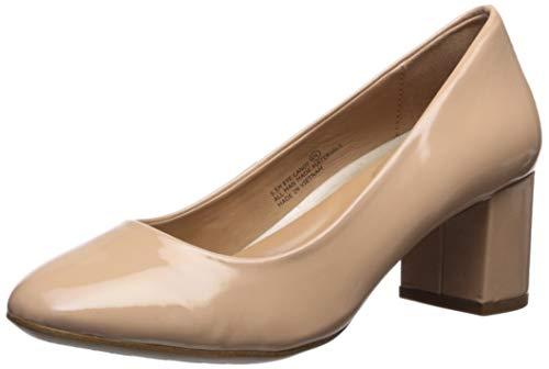 Aerosoles Women's Eye Candy Pump, Nude Patent, 12 M US