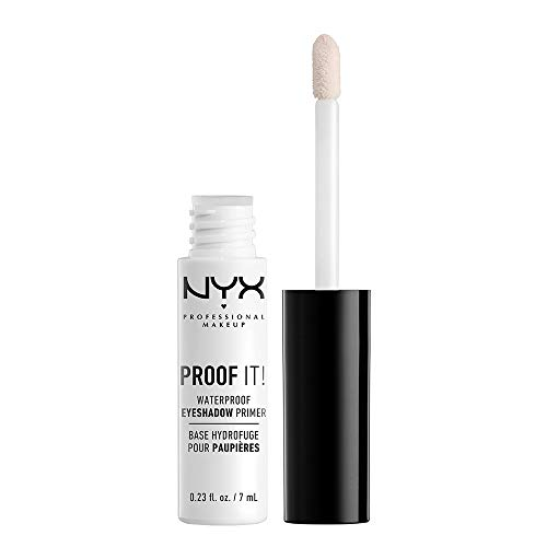 NYX PROFESSIONAL MAKEUP Proof It! Waterproof Eyeshadow Primer, Vegan Formula