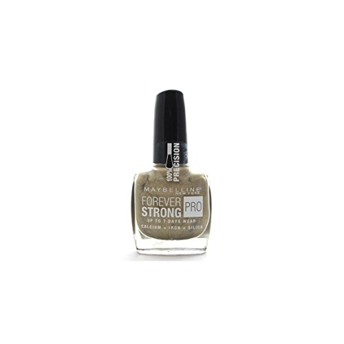 Gemey Maybelline Vernis Forever Strong Pro - 735 Gold All Night