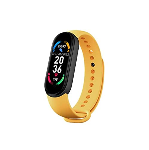 Orologio Intelligente Bambini M6 Smart Watch Uomo Donna Tracker Bracciale Smartwatch Smartband Alarm Clock-5 Sportivo Fitness Tracker Ip68