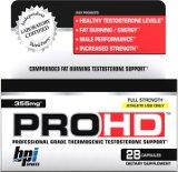 BPI Sports Pro-HD - 28 Capsules (Fat Burner)