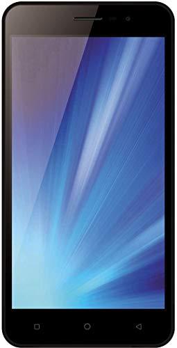 Denver SDQ-52001G Smartphone 5,2 Zoll Bildschirm, Dual-SIM, Quad-Core, Android 6.0, Schwarz