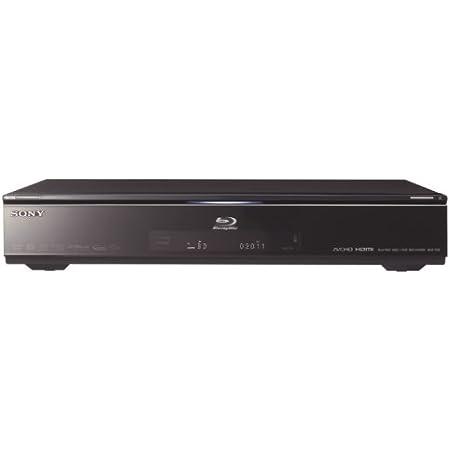 SONY 320GB 1チューナー ブルーレイレコーダー BDZ-T55