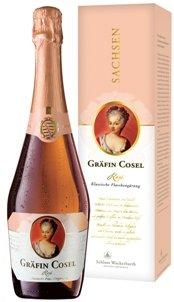 Gräfin Cosel - Rosé Sekt trocken 0,75 l - Schloss Wackerbarth