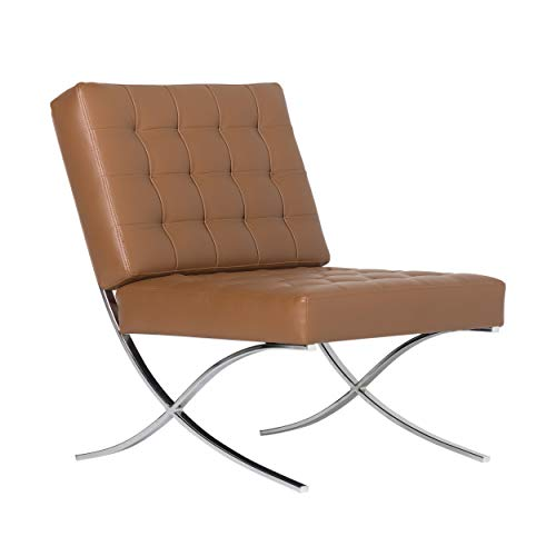 Studio Designs Home Modern Atrium Accent Chair Lounge Chair for Living Room,...