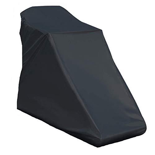 AGVER Laufbandabdeckung Oxford-Stoff Stoff Fitnessgeräte Nicht Faltbare Laufmaschine Schutzabdeckung Für Den Innen- Oder Außenbereich 200X95x150cm