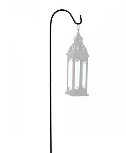 HausderHerzen.de Laternenstab aus Metall für eine Laterne - Stab 120 cm