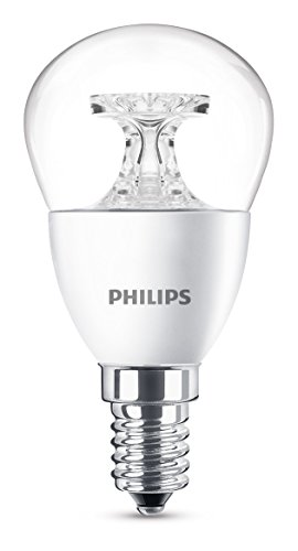 Philips Lighting LEDSF25CLE14 Lampadine LED Smerigliata a Sfera Non Dimmerabile E14, 4 W (25 W)