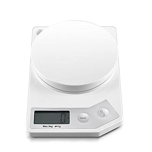 Báscula digital electrónica portátil de 1000g / 0,1g que se puede colgar en el bolsillo de la cocina llamada balanza digital de equilibrio de peso para hornear alimentos