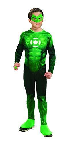 Disfraz de Linterna Verde Hal Jordan para adolescentes