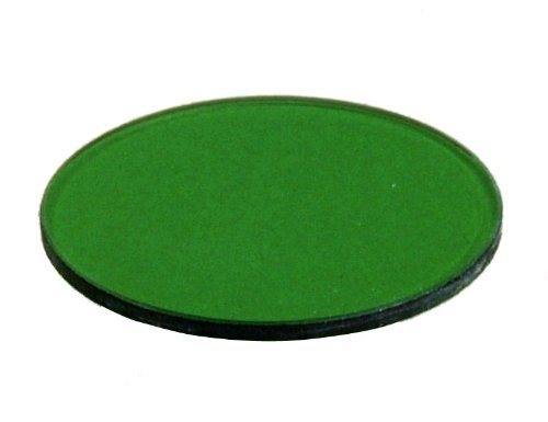 OMAX 31.8mm Frosted Green Filter for Biological Microscopes