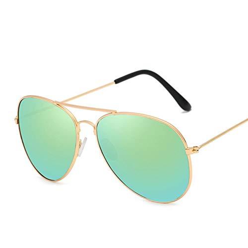 UKKD Gafas de sol hombre gafas de sol mujeres/hombres gafas de sol para las mujeres retro conducción al aire libre
