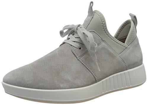 Legero Damen Essence Sneaker, Grau (ALUMINIO (GRAU) 25), 38.5 EU (5.5 UK)