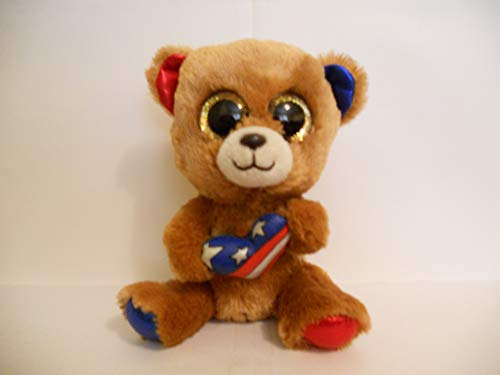 Ty Beanie Boos Stars - Bear (Cracker Barrel Exclusive)