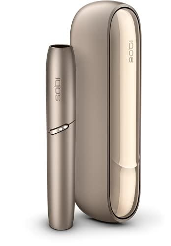 IQOS 3 DUO Brilliant Gold, il dispositivo IQOS più avanzato come alternativa alla...
