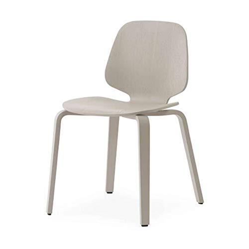Normann Copenhagen My Chair Wood Stuhl 48 x 50 cm - Oyster