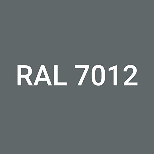 Rainbow RAL 7012 - Silicona gris