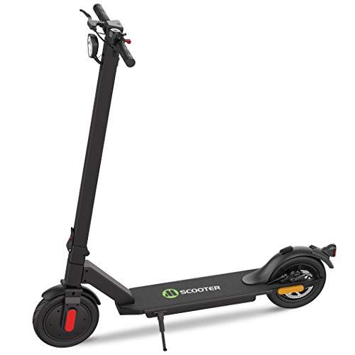 Electric Scooter 7.5AH Long-Range Battery 8.5' Pneumatic...