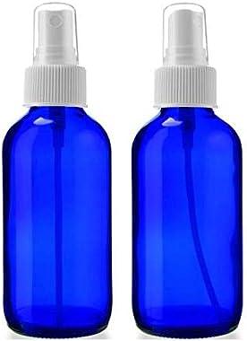 Blue Spray Perfume Bottles