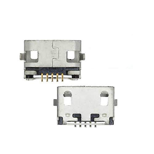 Mustpoint 2X Micro USB Charging Port for Lenovo IdeaTab A10-70 A7600-F-H A10-70F 3000 A5000