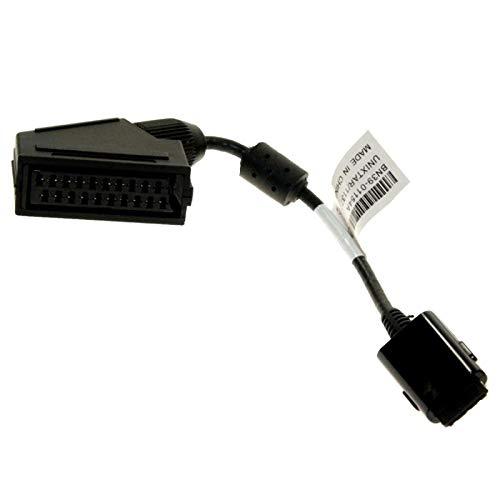 Cable Euroconector RGB TV Samsung BN39-01154A BN39-01154F Adaptador Externo