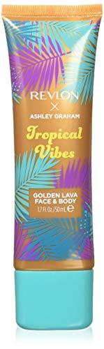 Revlon Golden Lava Face & Body Glow Shade Nr. 1, 1 Stück