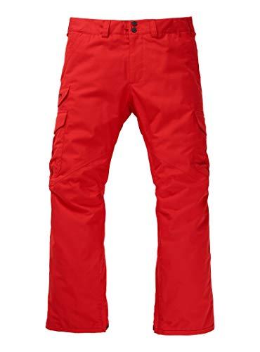 Burton Herren Snowboardhose rot XL