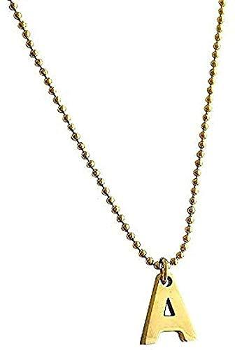 Yiffshunl Collar Colgante Collar Delicado Llavero Cadena de Hueso Mujer Neklace para Mujeres Regalos Mujeres