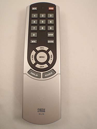 OLEVIA Syntax OEM RC-LTN LCD TV Remote Control