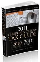 2011 Church & Clergy Tax Guide