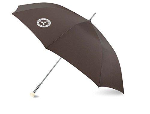 Regenschirm, 300 SL braun, Mercedes Benz