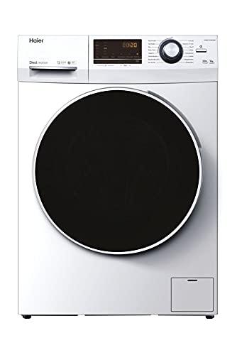 Haier HW80-B16636N Waschmaschine / 8 kg / A / 1600 U/min/ Direct Motion Motor / Vollwasserschutz / ABT