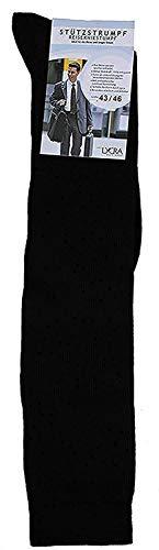 Americo R.. , Chaussettes de Voyage, 1 Paire, Noir, 35-50 - Noir, 35/38