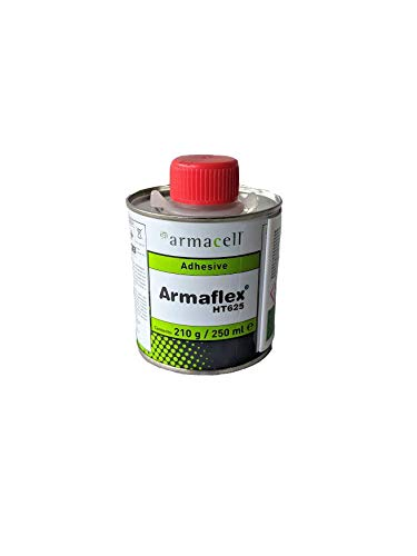 Armaflex HT625 (0.25) Adhesive for HT Outdoor/Solar/High Temperature Insulation, 0.25 litre tin by Armaflex