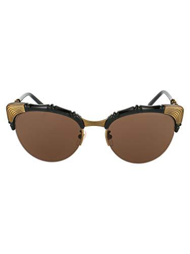 Moda de lujo | Gucci Mujer GG0661S001 Gafas de sol Acetato Negro | Temporada Permanente