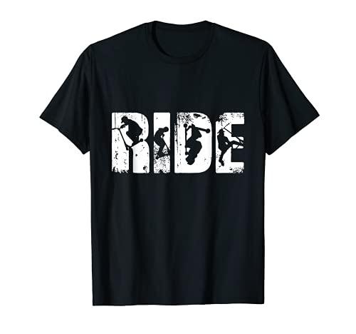 Montar en Stuntscooter Camiseta