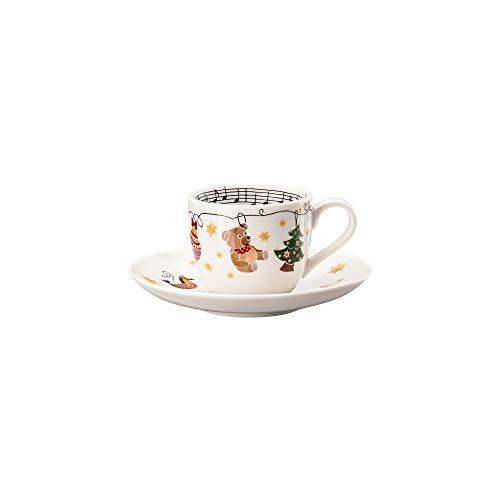 Hutschenreuther 02471-727204-14715 Espressotasse 2-tlg, Dekoriert