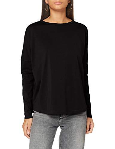 G-STAR RAW Gsraw Graphic Loose Camiseta, dk Negro B771-6484, Large para Mujer