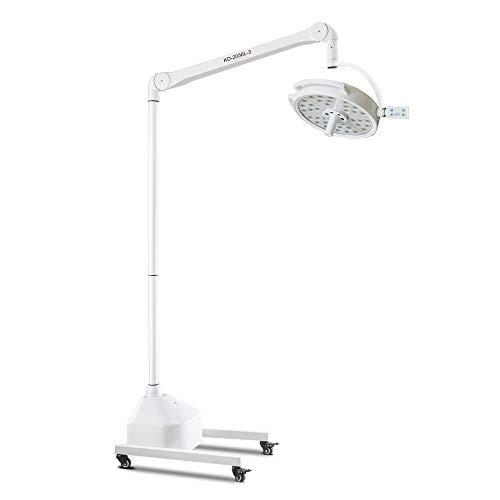 Panda Life KD-2036D-3 - Lámpara LED científica de pie (Alta luminosidad)