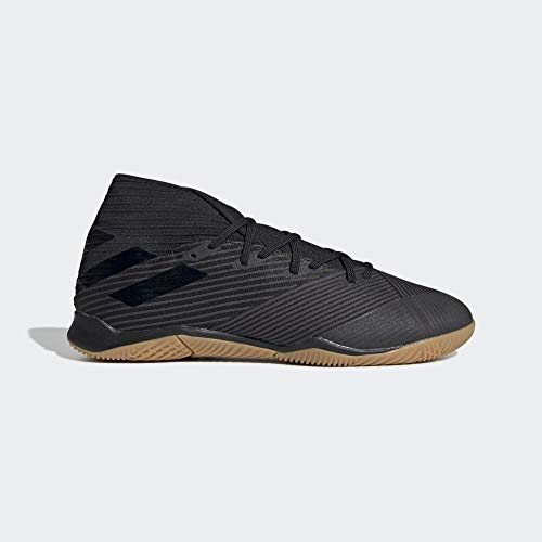 adidas Performance Nemeziz 19.3 Indoor Fußballschuh Herren schwarz, 9 UK - 43 1/3 EU - 9.5 US