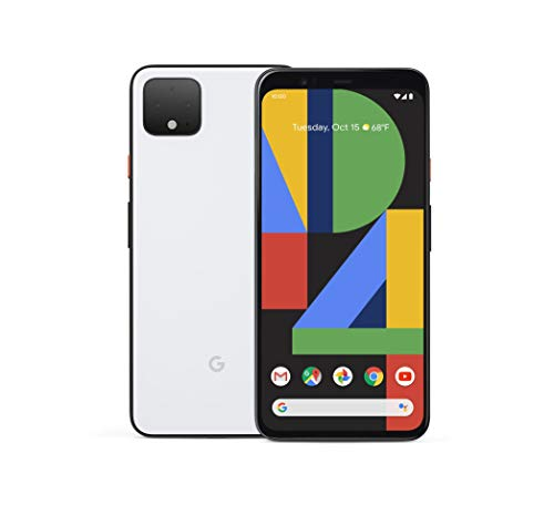 Google Pixel 4 - Clearly White 128GB - Unlocked