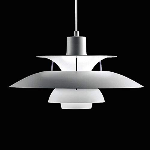 Einfache Kronleuchter Kreative Persönlichkeit Schlafzimmer Lichter Restaurant Pendelleuchte Mode Kunst LED Aluminium Lampe PH5 A+